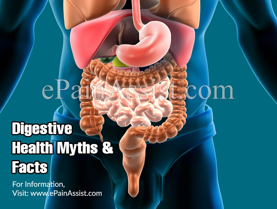 Digestive Health Myths & Facts