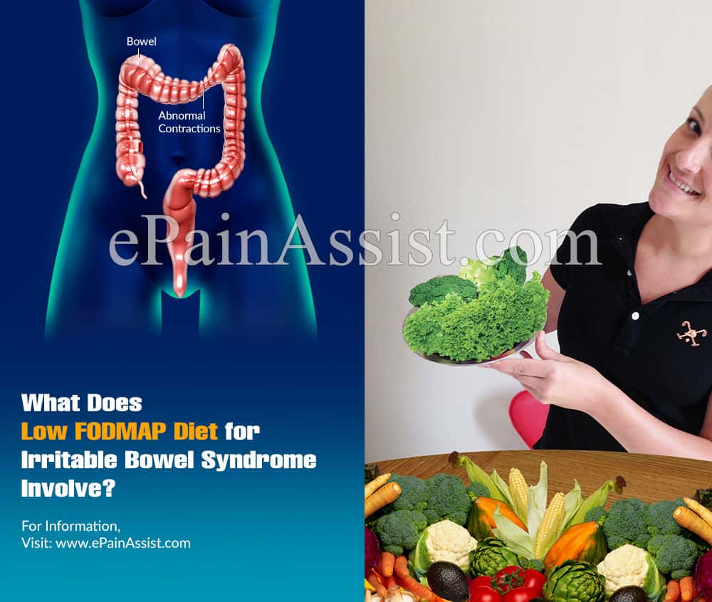 What Does Low FODMAP Diet for Irritable Bowel Syndrome Involve?