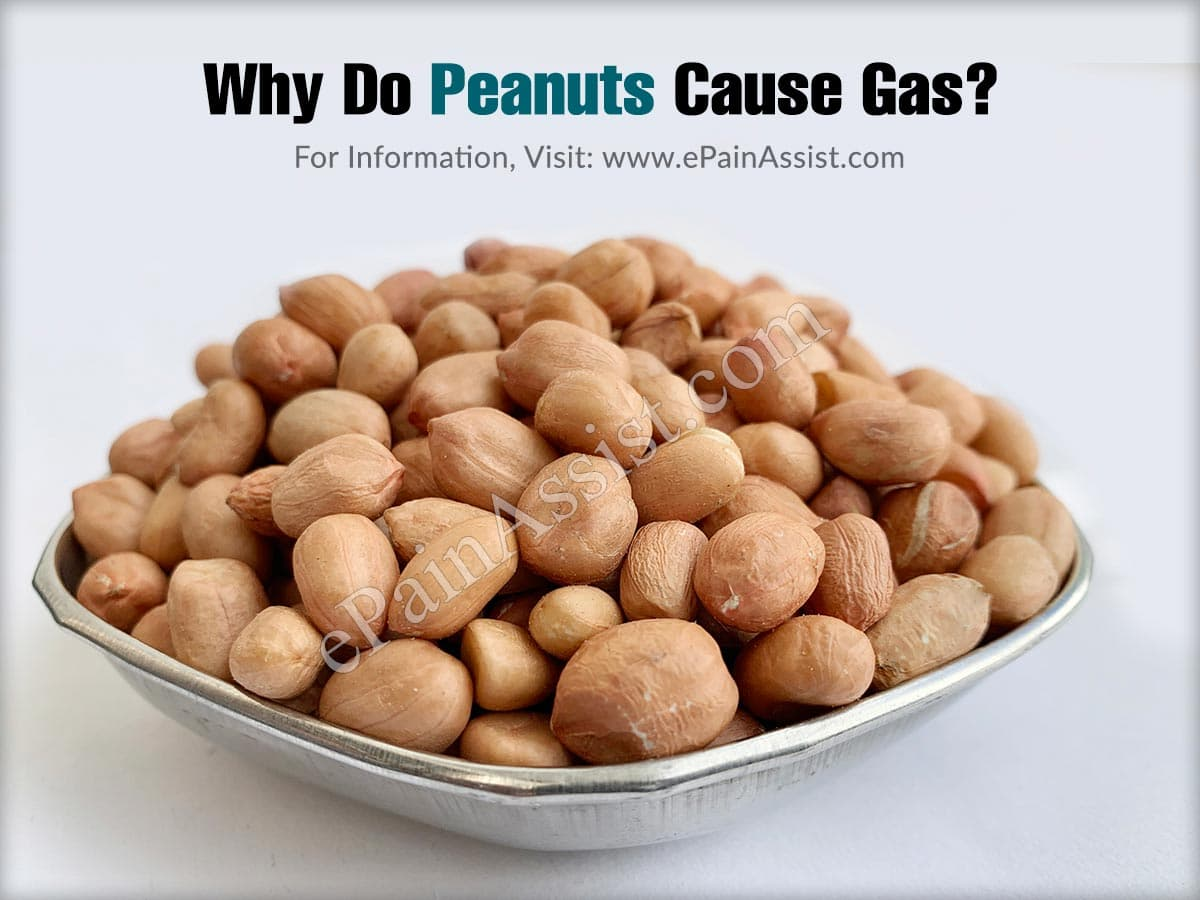 Why Do Peanuts Cause Gas?