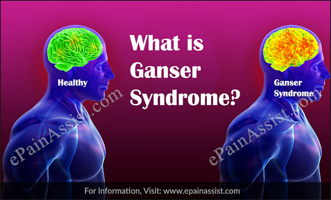 What is Ganser Syndrome?