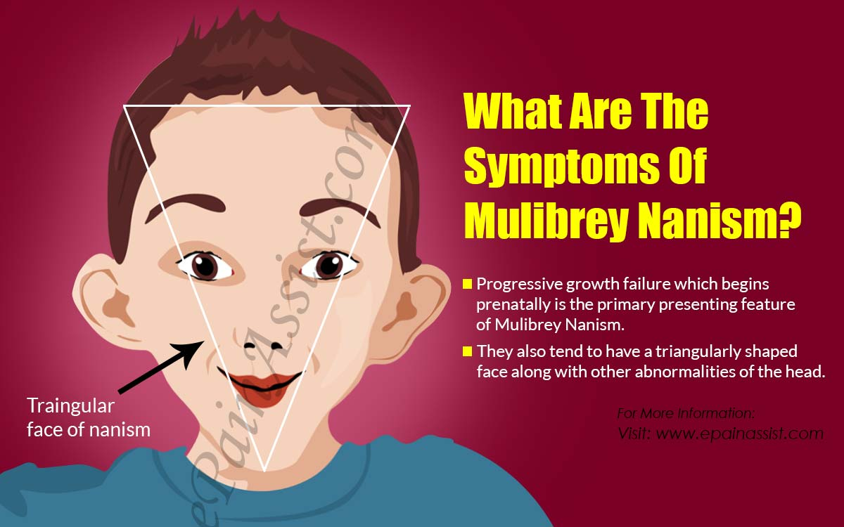 What Are The Symptoms Of Mulibrey Nanism?