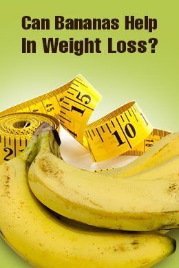 Can Bananas Help in Weight Loss