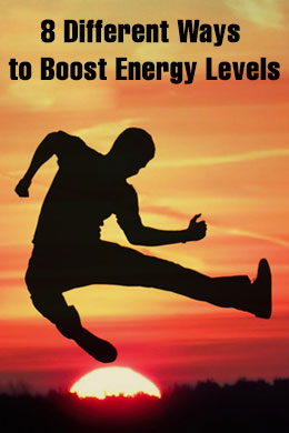 8 Different Ways to Boost Energy Levels