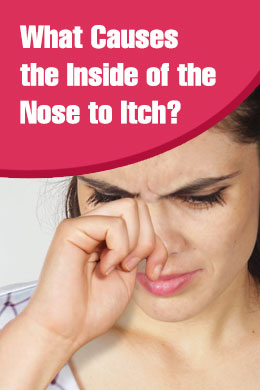 What Causes The Inside Of Nose To Itch