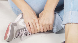 Ankle Pain Pictures