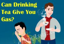 Can Drinking Tea Give You Gas?