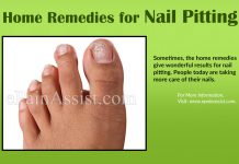 Home and Natural Remedies for Nail Pitting or Pitted Nails