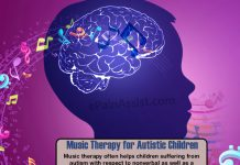 Music Therapy for Autistic Children