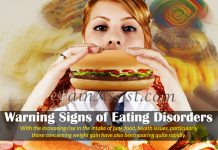 Warning Signs of Eating Disorders