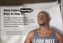 What Causes Snoring & Ways to Stop it?