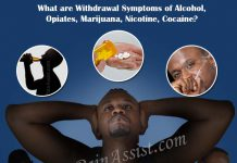 What are Withdrawal Symptoms of Alcohol, Opiates, Marijuana, Nicotine, Cocaine
