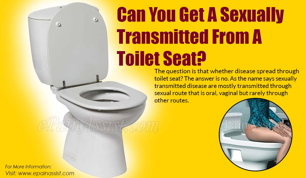 Can You Get A STD From A Toilet Seat?