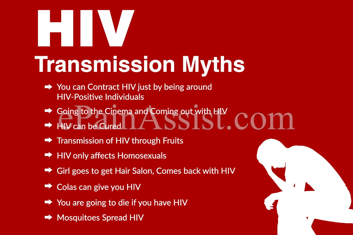Fact Check: HIV Transmission Myths