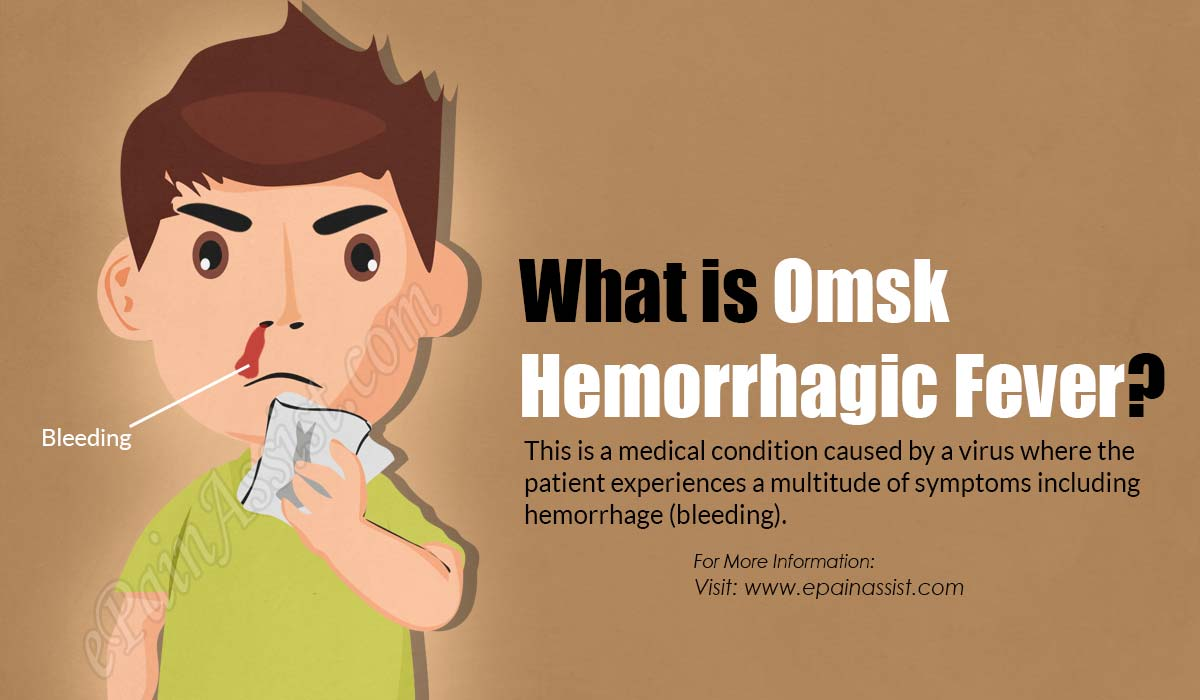 What is Omsk Hemorrhagic Fever?
