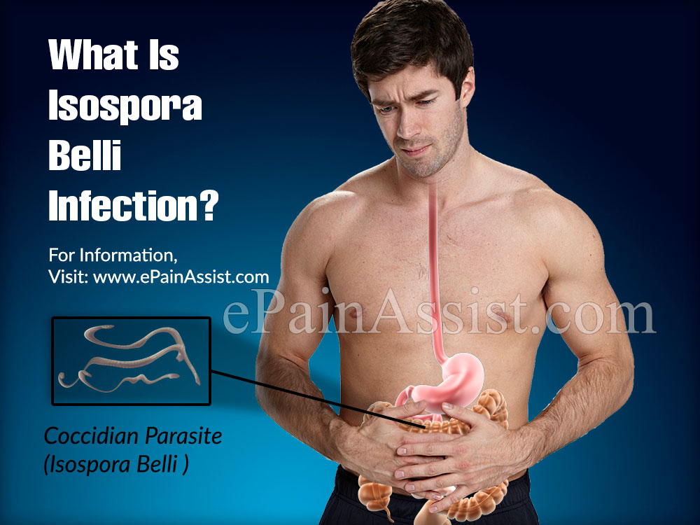 What Is Isospora Belli Infection?