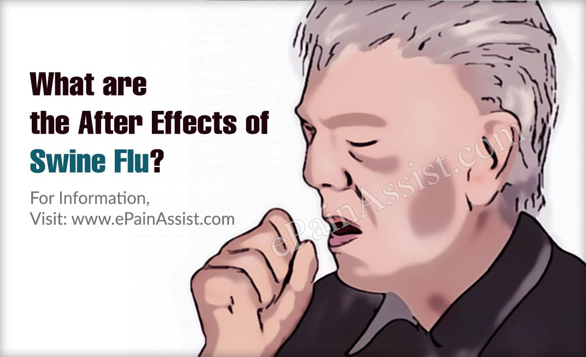 What are the After Effects of Swine Flu?