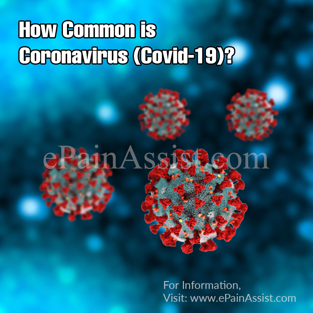 How Common is Coronavirus (Covid-19)?