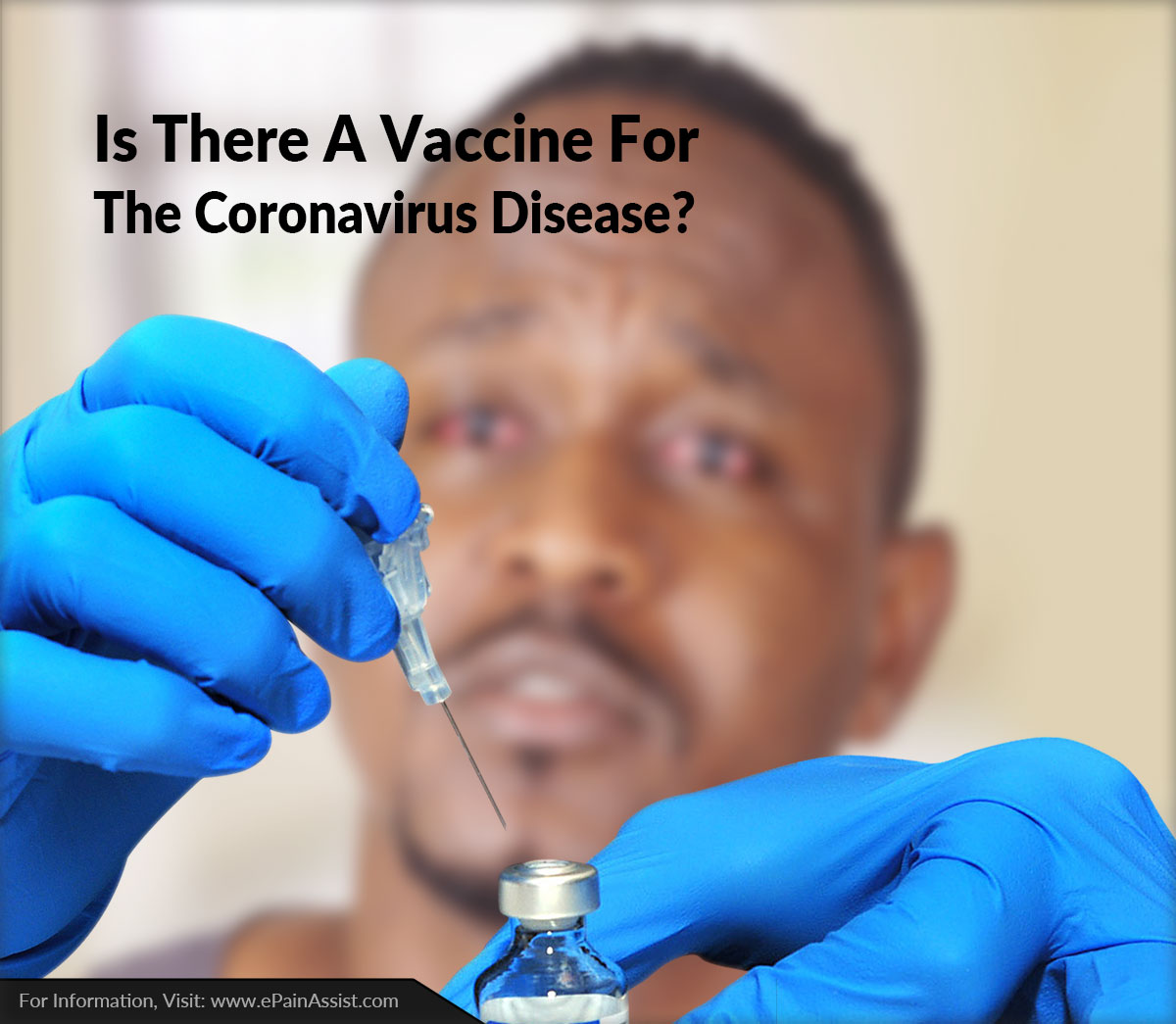 Is There A Vaccine For The Coronavirus Disease?
