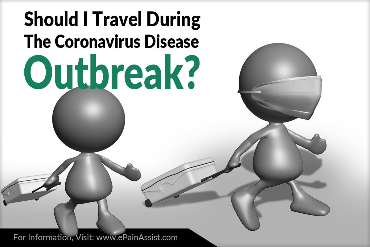 Should I Travel During The Coronavirus Disease Outbreak?
