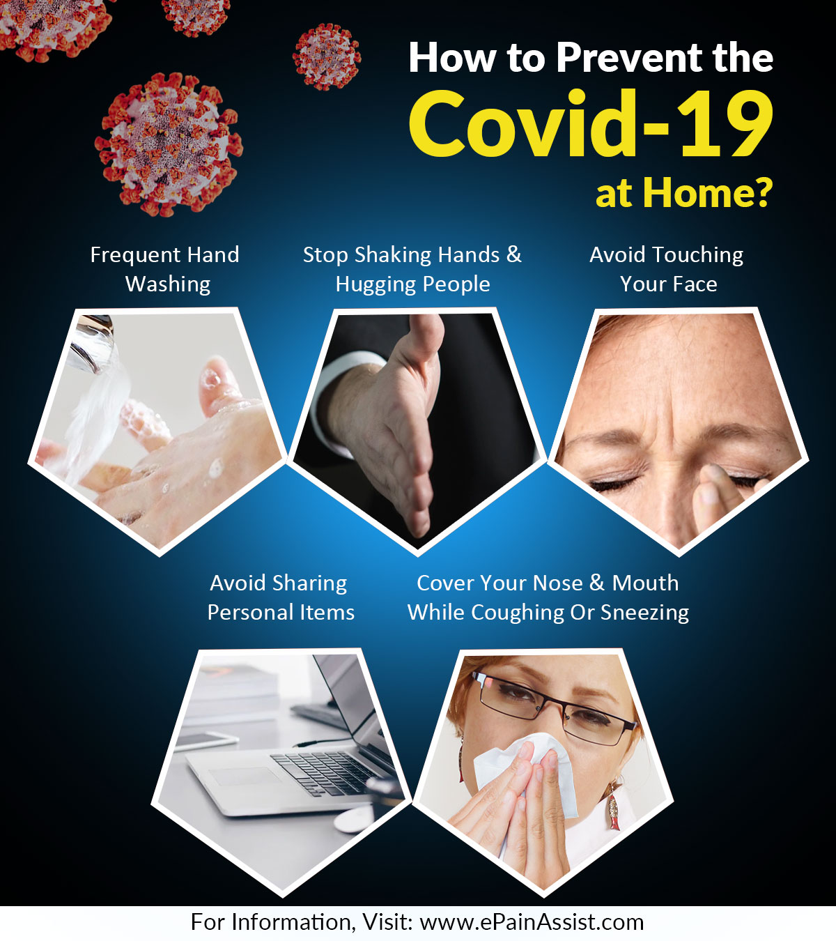 How to Prevent the Coronavirus Disease at Home?