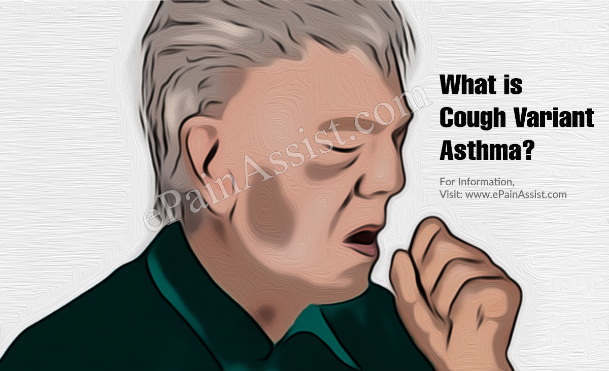 What is Cough Variant Asthma?
