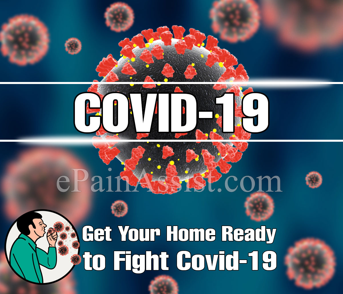 Get Your Home Ready to Fight Covid-19