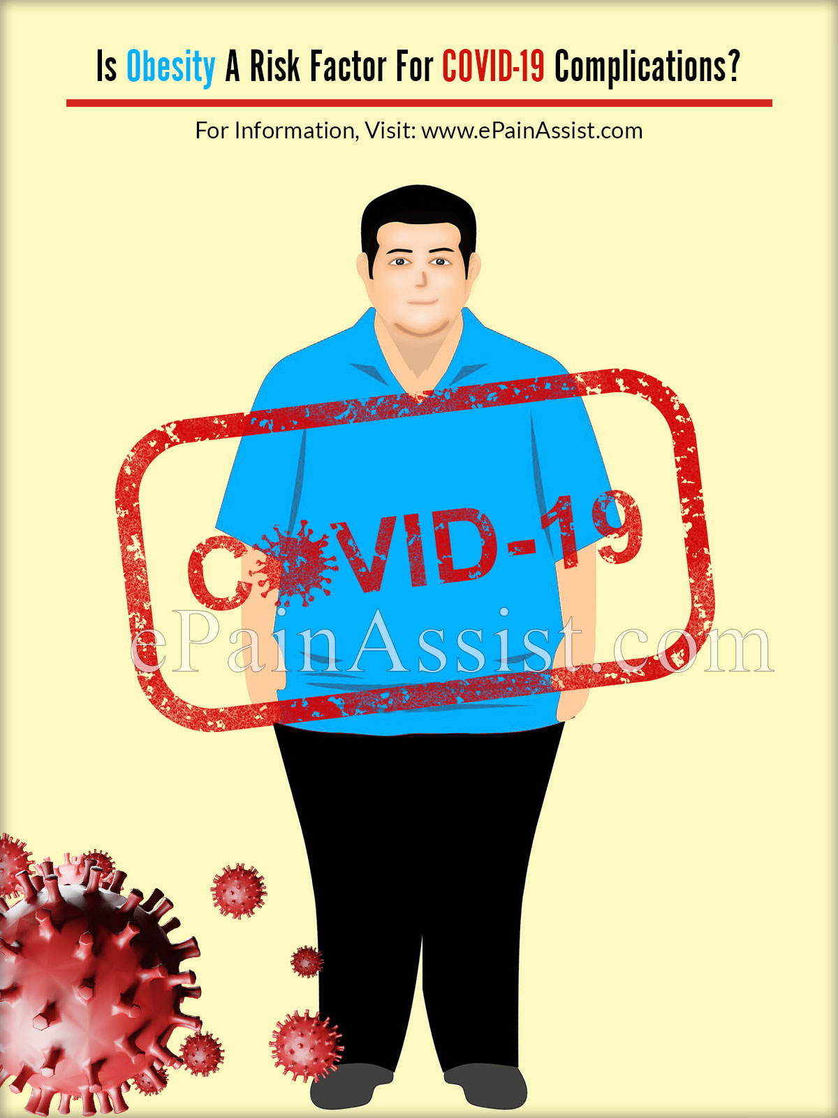 Is Obesity A Risk Factor For COVID-19 Complications?