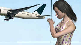 Effects of Long Haul Flights on the Body