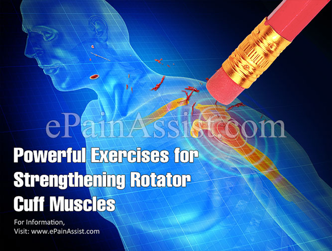 3 Powerful Exercises for Strengthening Rotator Cuff Muscles