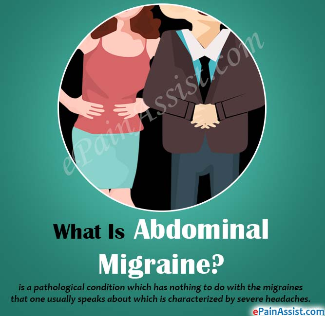 What Is Abdominal Migraine?