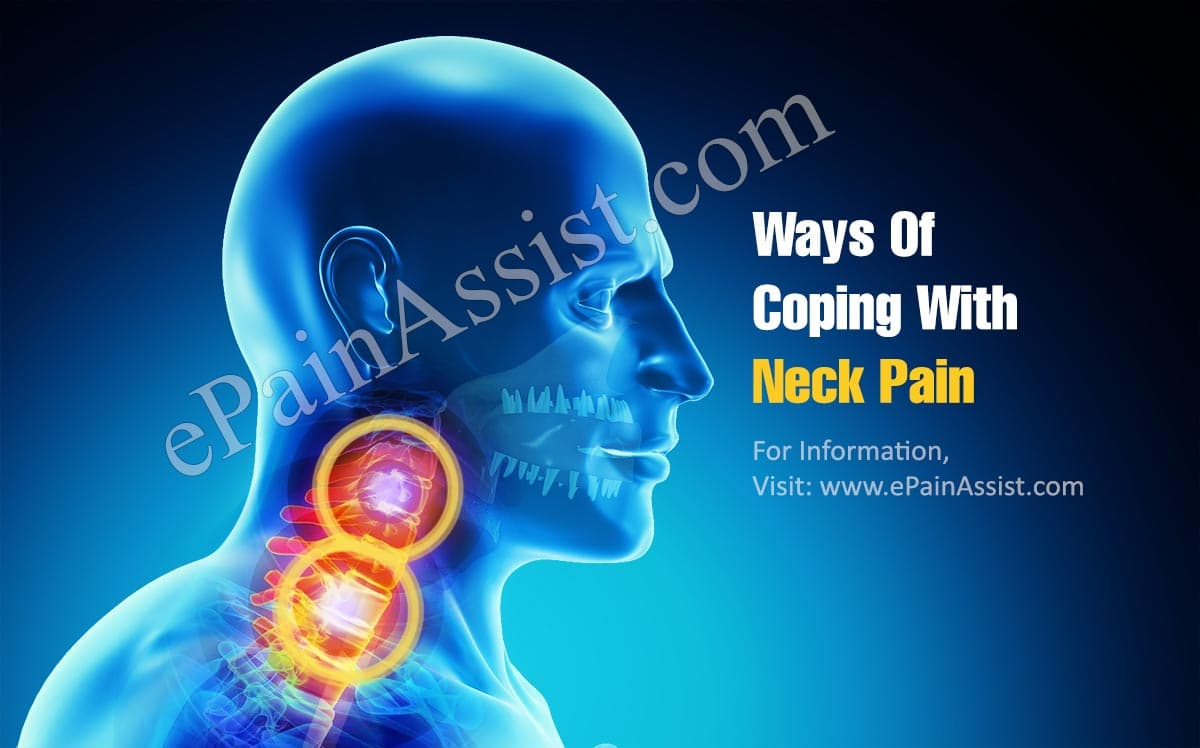 Ways Of Coping With Neck Pain
