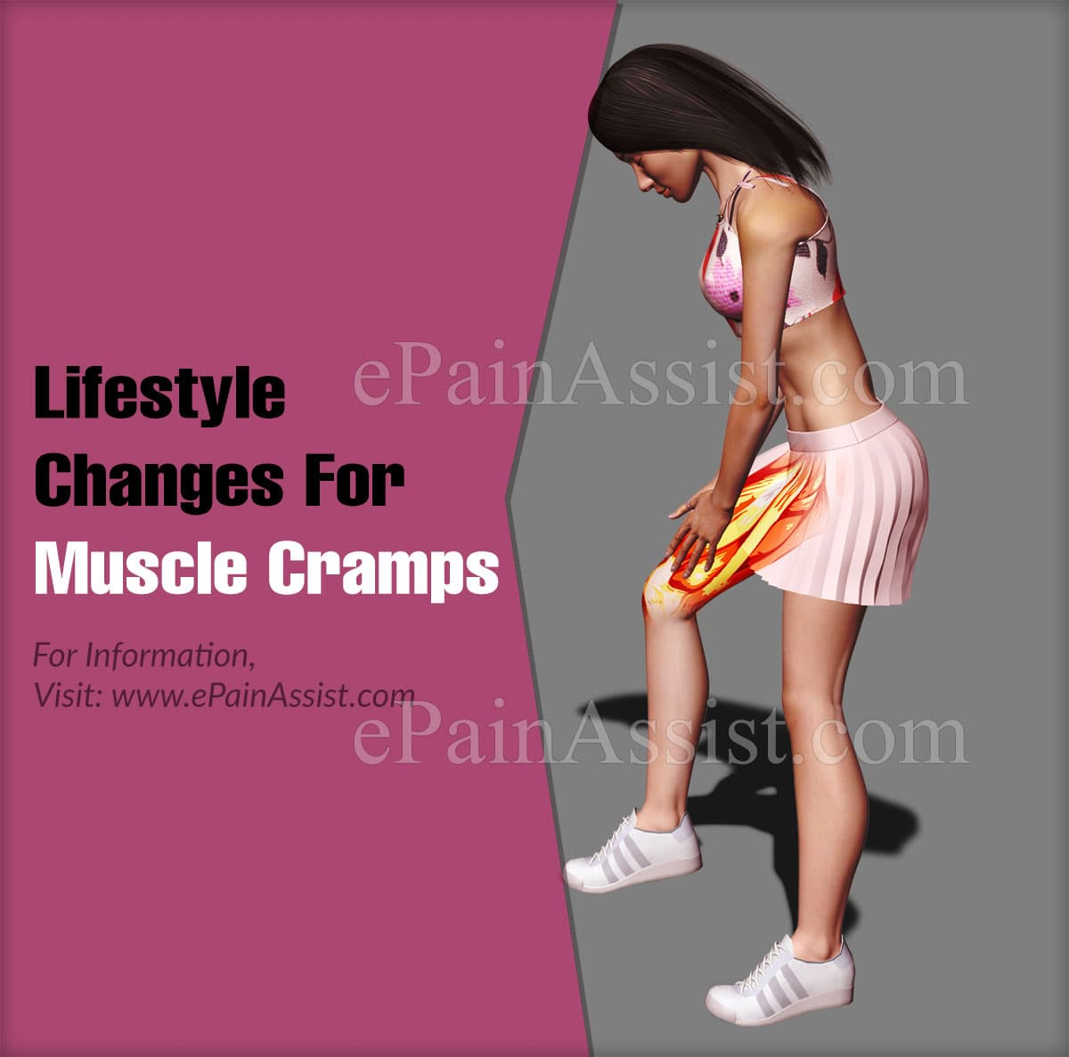 Lifestyle Changes For Muscle Cramps