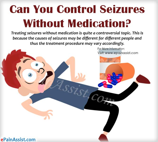 Can You Control Seizures Without Medication?
