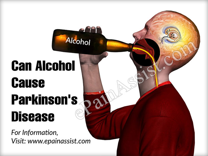 Can Alcohol Cause Parkinson's Disease?