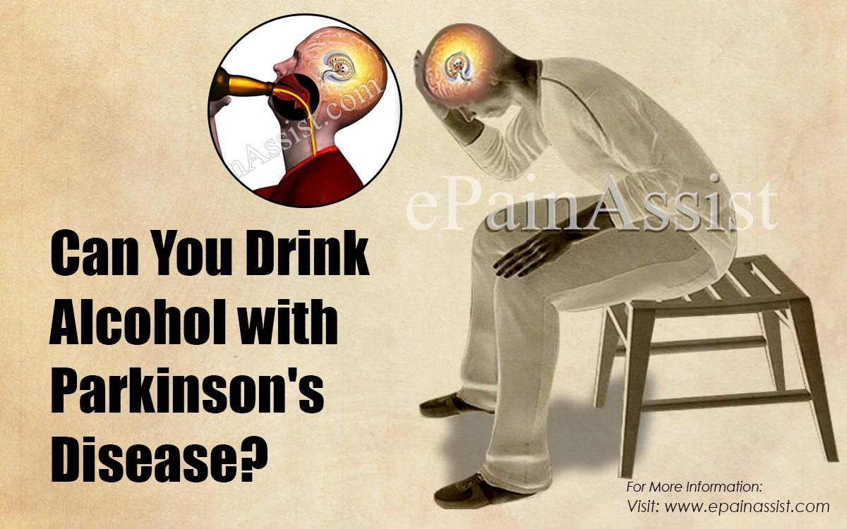 Can You Drink Alcohol with Parkinson's Disease?
