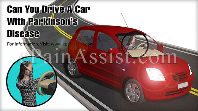 Can You Drive A Car With Parkinson's Disease?