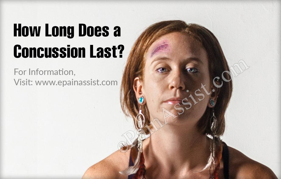 How Long Does a Concussion Last?