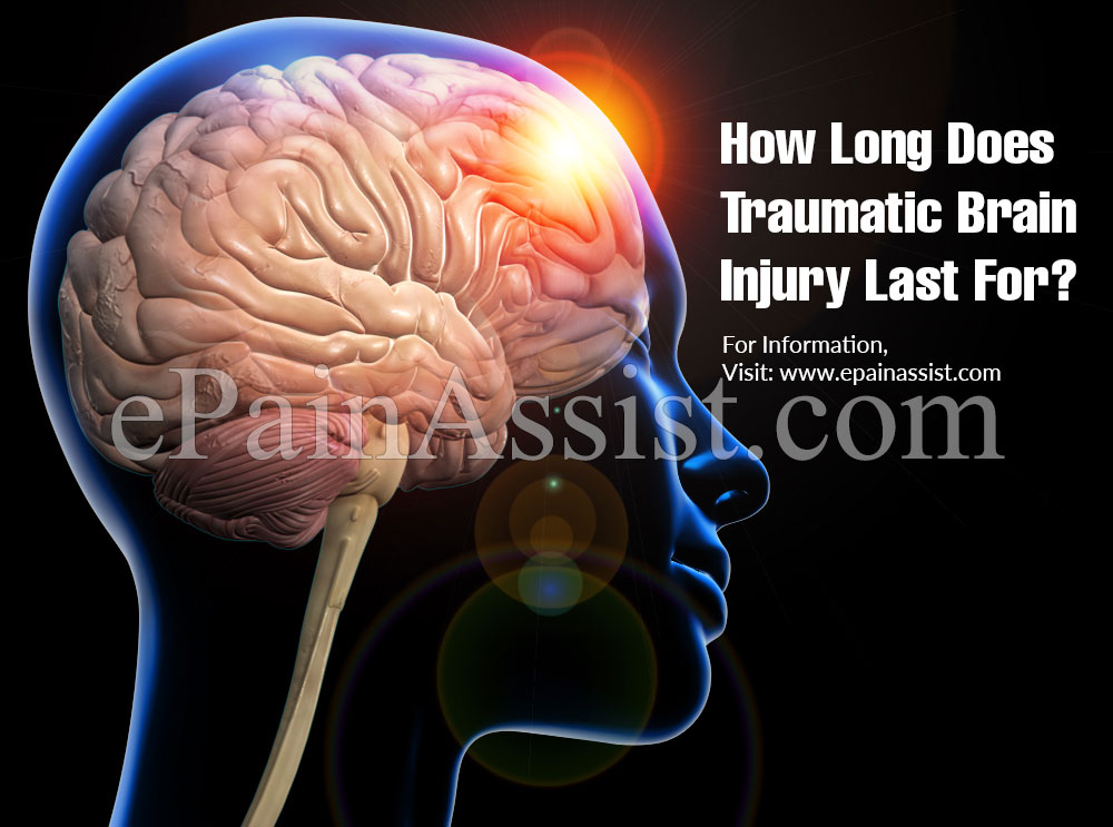 How Long Does Traumatic Brain Injury Last For?