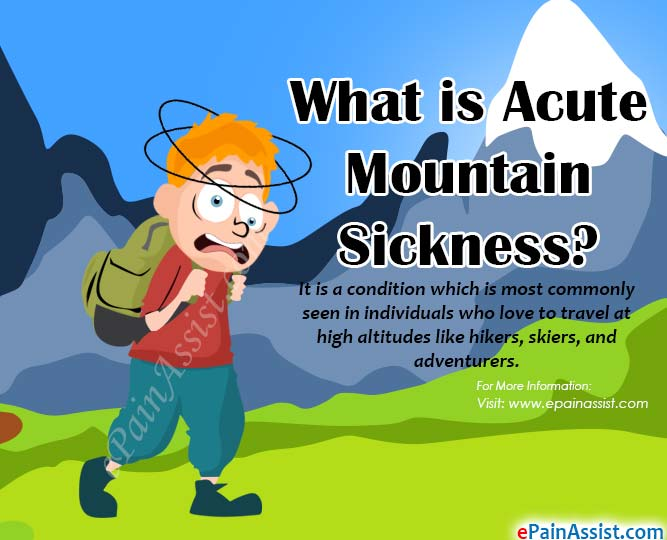 What is Acute Mountain Sickness?