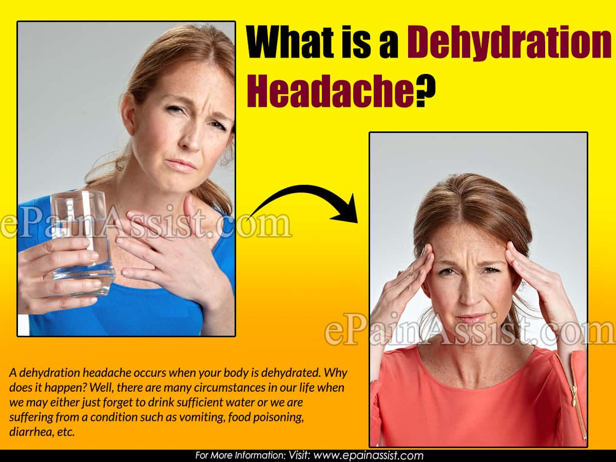 What is a Dehydration Headache?