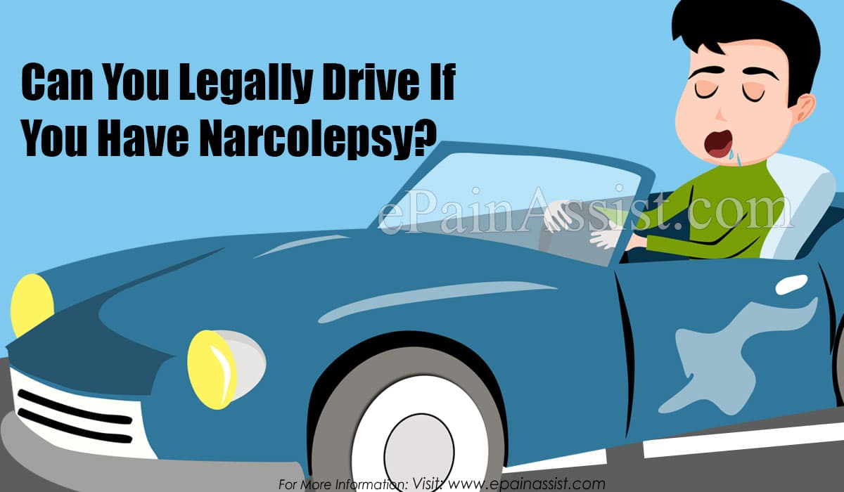 Can You Legally Drive If You Have Narcolepsy?