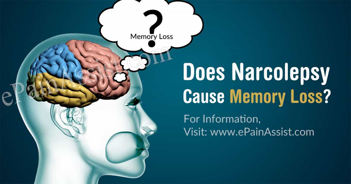 Does Narcolepsy Cause Memory Loss?