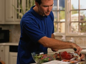 A Healthy Diet Is Never Too Late With Colon Cancer