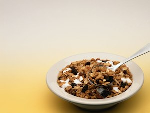A Low-fat Breakfast Can Cut Cost of Pricey Prostate Cancer Drug