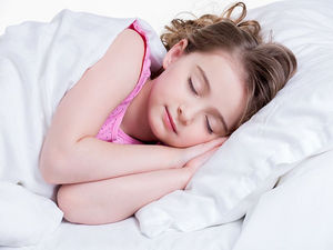 A Sleepy Child Is More Likely to Pile on Pounds