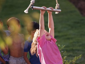 A Weak Grip May Signal Future Health Trouble -- Even in Kids