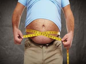 Average American Getting Fatter, but Not Taller