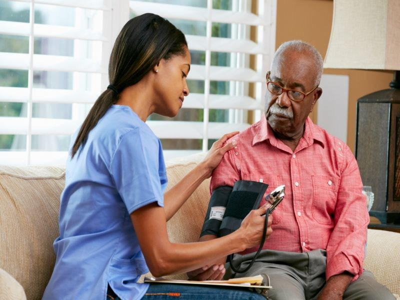 Black Patients Have 5 Times the Rate of Blood Pressure Crises