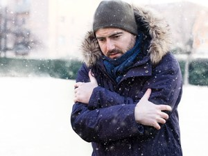 Cold, Windy Days Can Strain the Heart