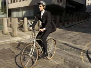 Commuters: Pedal Your Way to Better Heart Health